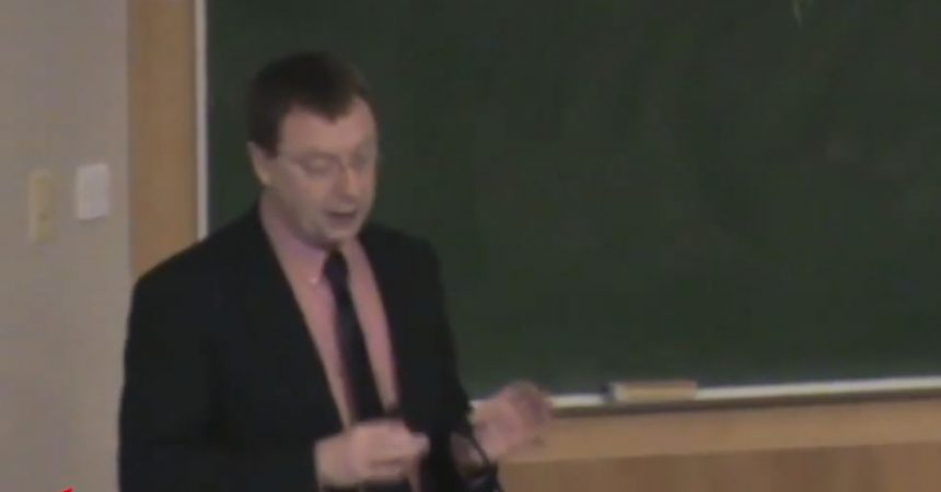 Dylan Evans to speak to UCC Atheists