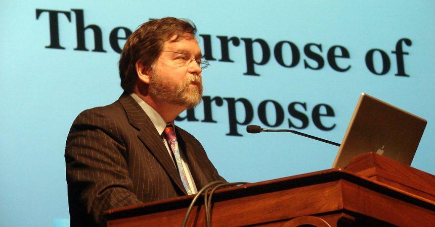 PZ Myers in Dublin promotes Atheist Ireland