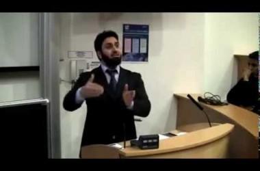 The God Delusion or Solution? Michael Nugent debates Hamza Tzortzis