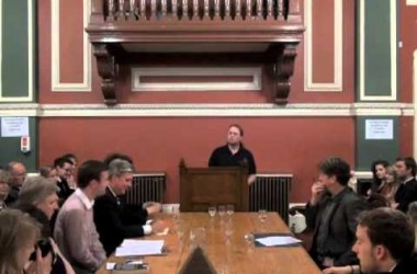 Is Scientology legitimate? Michael Nugent at TCD Philosophical Society