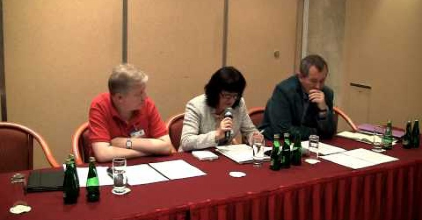 Atheist Ireland attends OSCE meeting in Poland to challenge spread of blasphemy laws and promote human rights of atheists