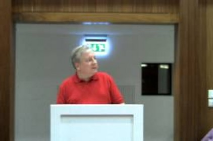 The Catholic Church has become irrelevant: Michael Nugent at UCD Law Society debate