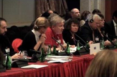 Atheist Ireland promotes human rights of atheists at OSCE international human rights conference in Poland