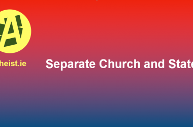 It is beyond time to separate Church and State. Here's how you can help to make it happen