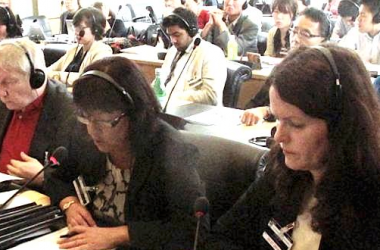 Majority votes cannot deny human rights: UN questions to Ireland reflect Atheist Ireland briefing in Geneva