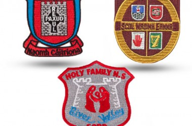 Religious crests on schools uniforms are symbols of discrimination