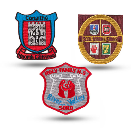 Religious Crests On Schools Uniforms Are Symbols Of