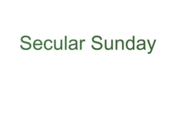 Secular Sunday #143 – No Argument Here