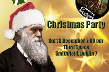 Atheist Ireland X-Mass Party 2014