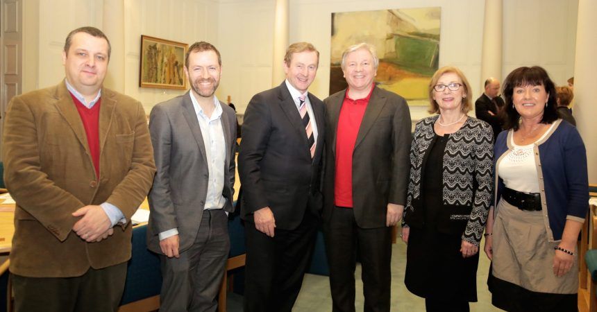 Atheist Ireland begins ongoing dialogue with Government at historic first meeting with Taoiseach
