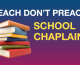 Another school year and another 9 million of state funding to pay for Chaplains in schools.
