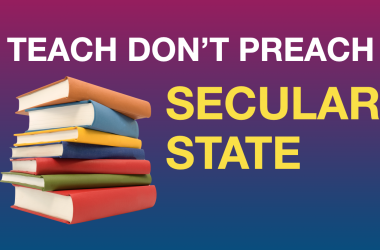 How secular is the Programme for Government?