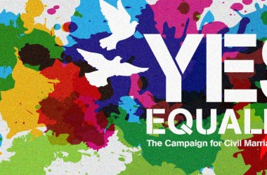 Atheist Ireland Supports a Yes Vote in the Marriage Equality Referendum