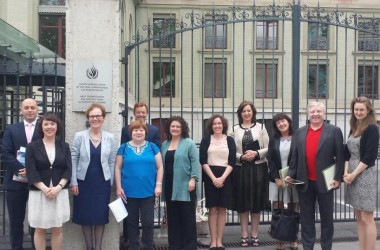 First Atheist Ireland report from Geneva of UN questioning Ireland on human rights breaches