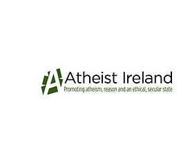 Atheist Ireland Logo Stickers