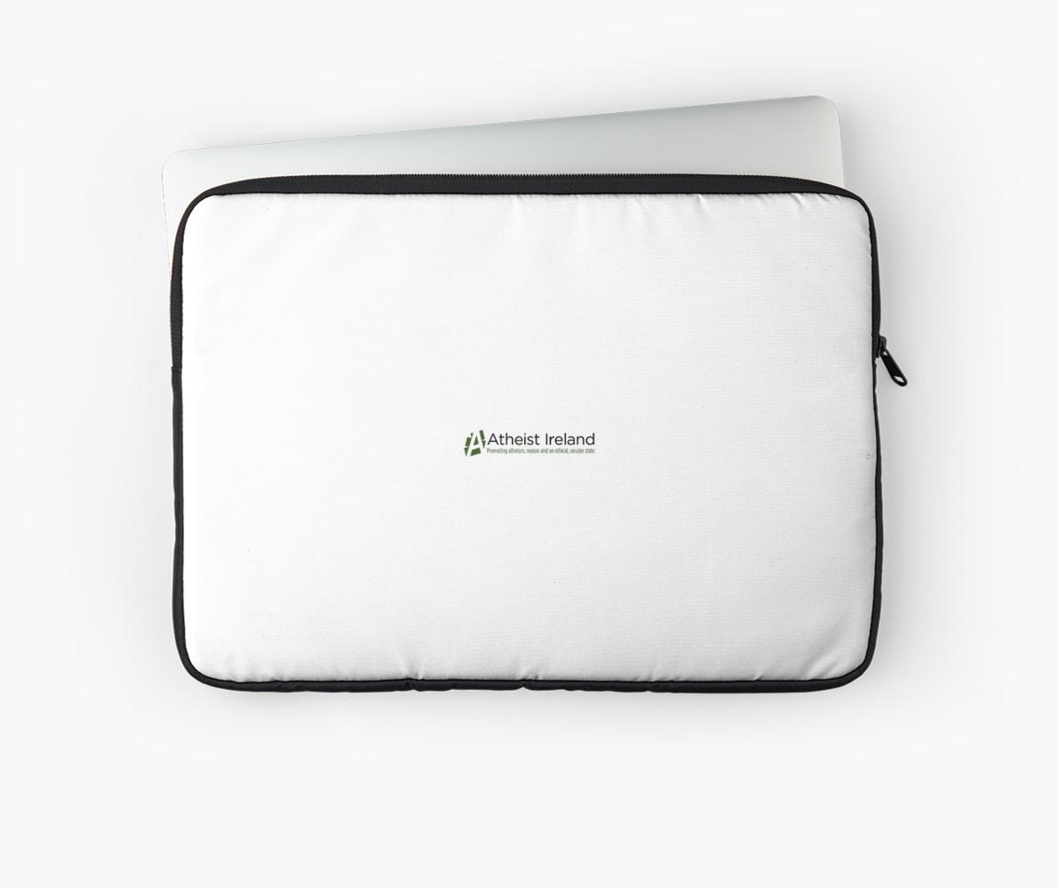 Atheist Ireland Laptop Sleeve