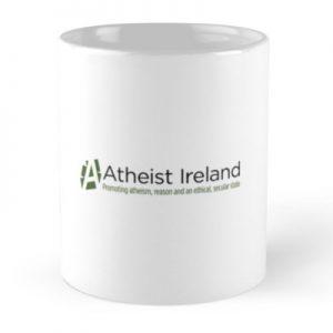 Atheist Ireland Logo Mug