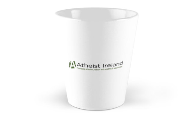Atheist Ireland Logo Mug (Tall)