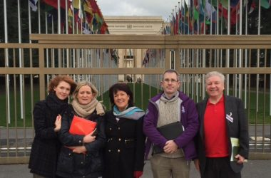 Atheist Ireland at the UN