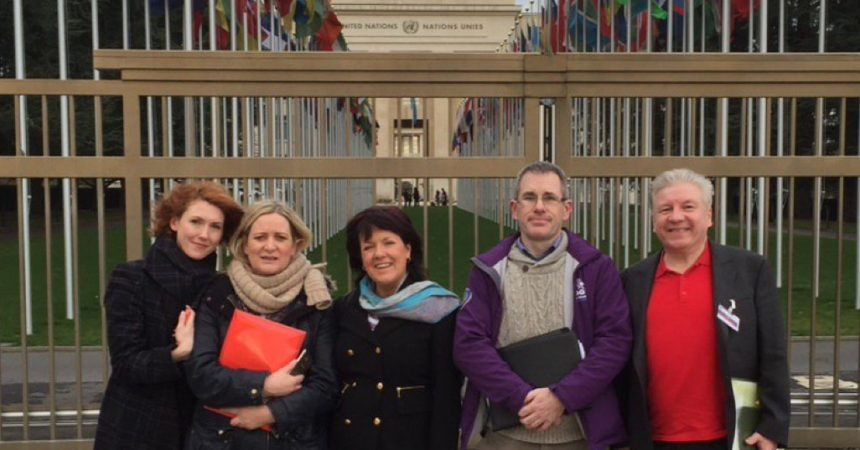 Atheist Ireland at the UN