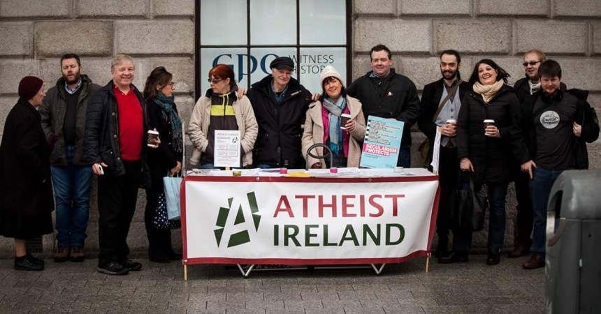 Atheist Ireland declines invitation to State events marking 1916 rising