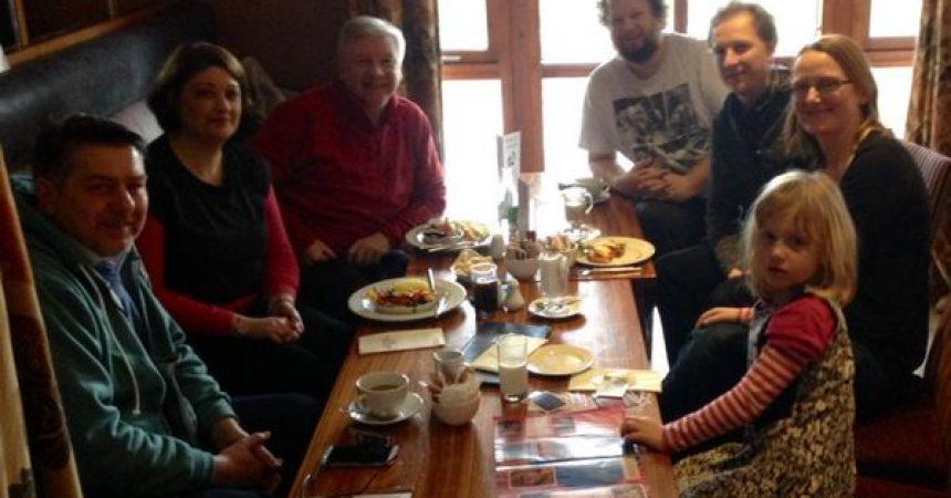 Atheist Ireland Brunch in Kerry