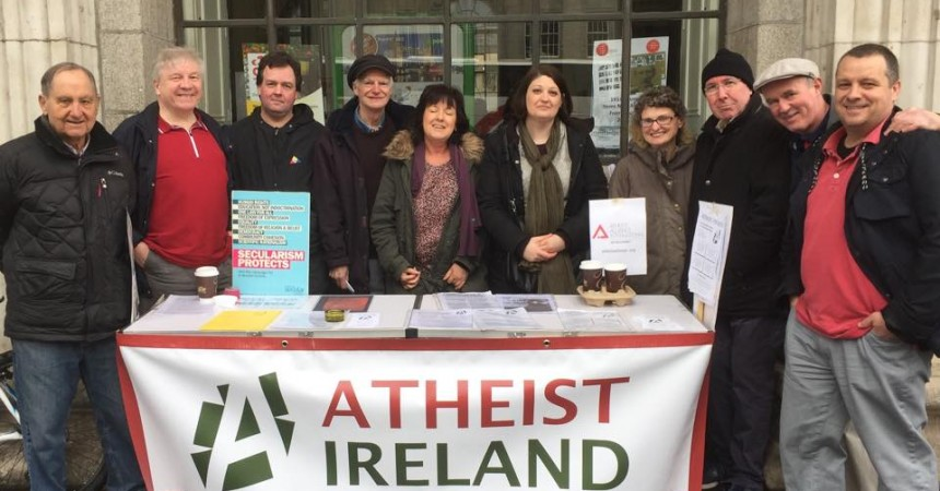 Dublin Anarchist Bookfair breaks agreement with Atheist Ireland