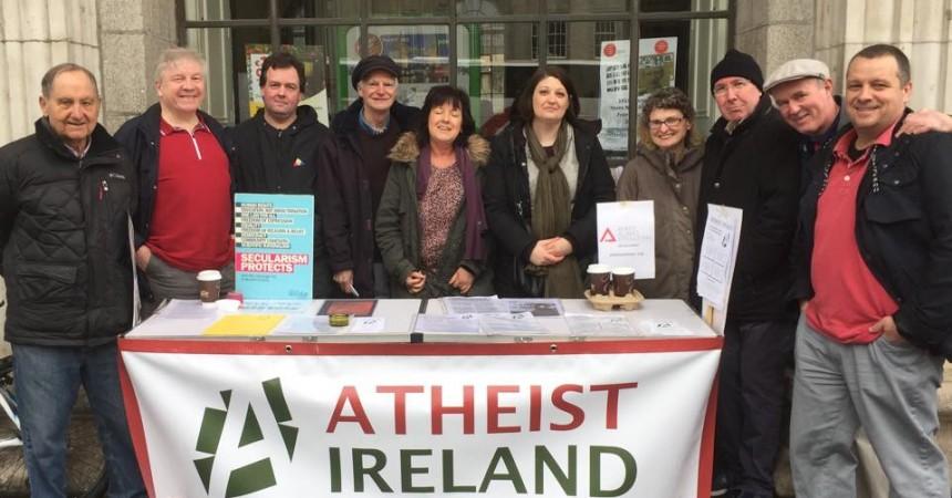 Dublin Anarchist Bookfair breaks agreement with Atheist Ireland