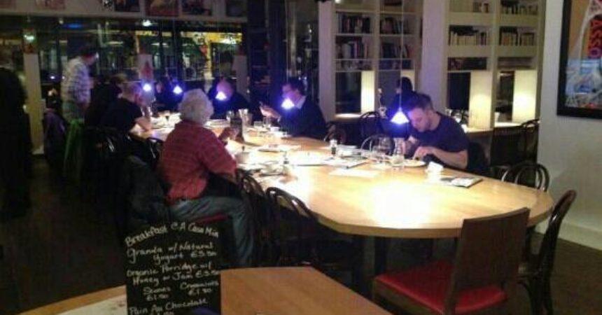 Atheist Ireland Lunch in Sligo