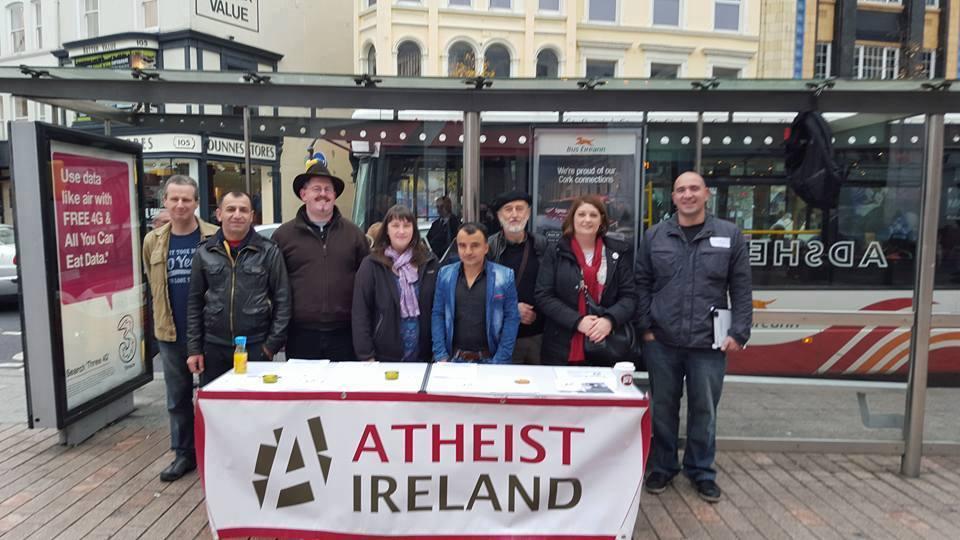 Atheist dating a catholic