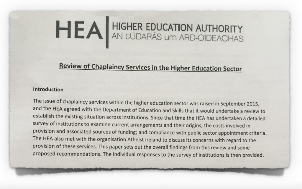 Introduction of HEA Report to DoES