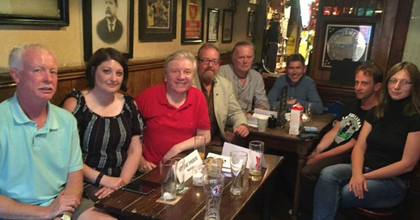 Atheists in the Pub Wexford Feb 2017