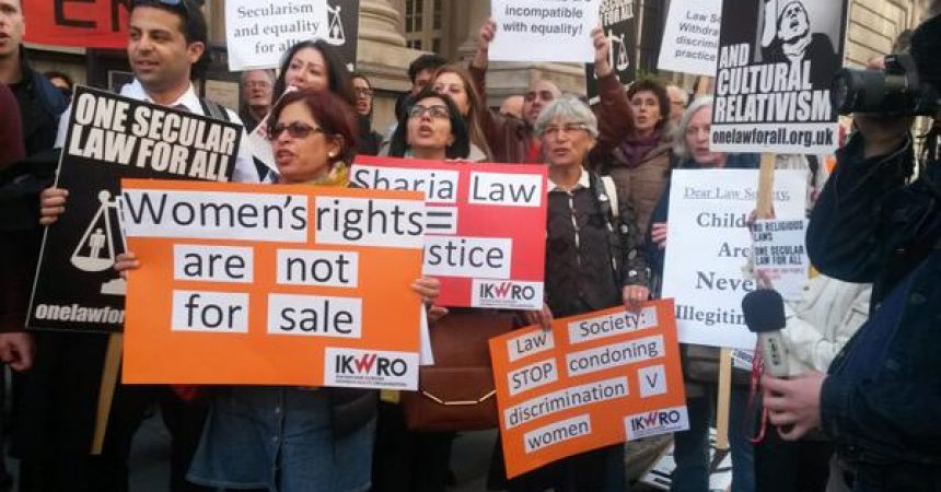 Atheist Ireland supports campaign for UK Government to investigate Sharia bodies