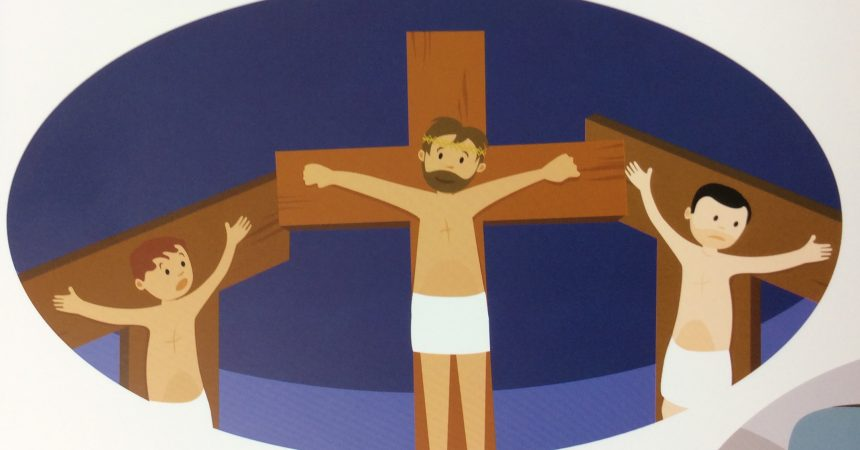 Secular Sunday #243 'Young Boys Being Crucified and a Frightened Young Girl Impregnated'