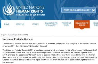 Atheist Ireland Statement to the UN Human Rights Council