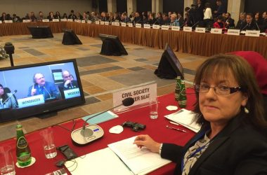 Atheist Ireland tells OSCE meeting in Warsaw of religious discrimination against atheists and minority faiths