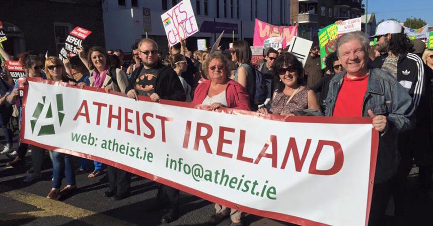 Atheist Ireland continues to campaign for women's reproductive rights.