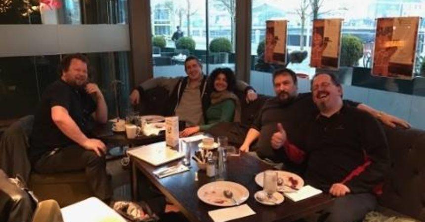 Atheist Ireland Late Lunch Cork March 2017