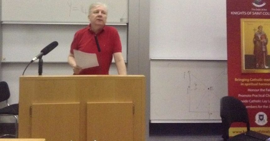 Does God Exist? Michael Nugent debates Martin Molloy