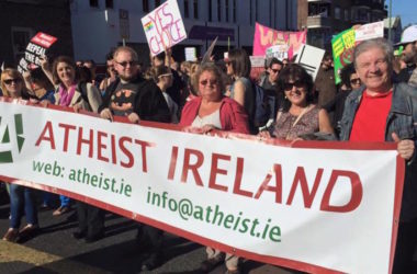 Why Atheist Ireland supports repeal, not replacement, of the eighth amendment