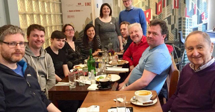 Atheist Ireland Lunch in Dublin