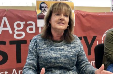 What we must do to separate church and state – speech by Jane Donnelly in Waterford