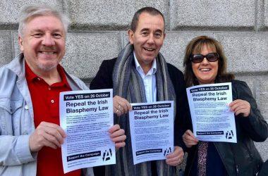 International blasphemy expert Prof David Nash responds to police investigation of Stephen Fry