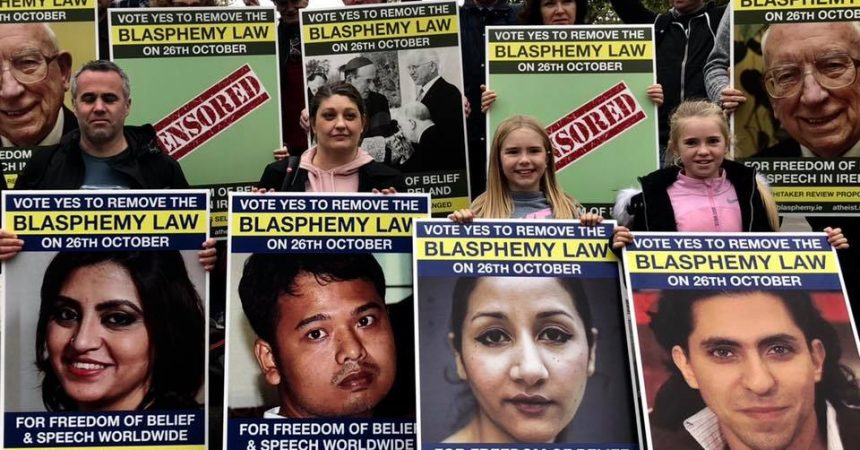 Speech in Poland – Review of the Campaign Against the Irish Blasphemy Law