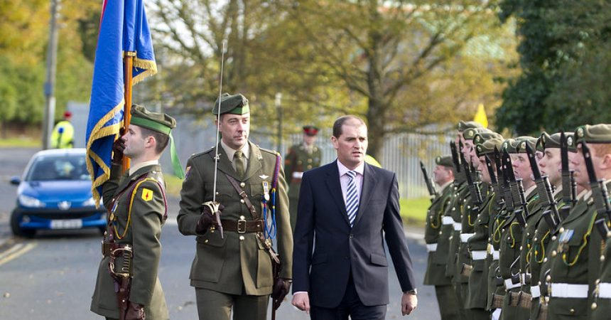 Chaplains in the Irish Defence Forces
