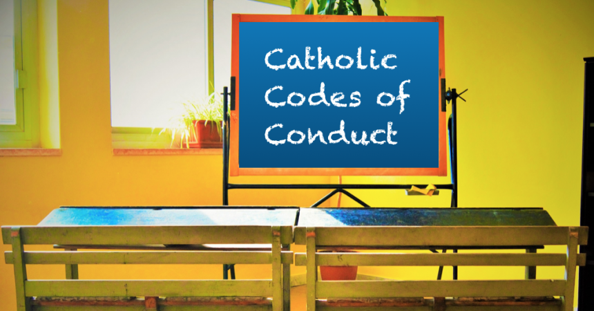 Secular Sunday #364 – Catholic Codes of Conduct