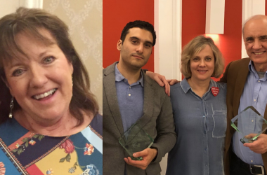 Jane Donnelly, Armin Navabi, and Freedom From Religion Foundation given Atheist of the Year Awards