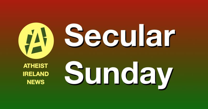 Secular Sunday #189 – Not Me