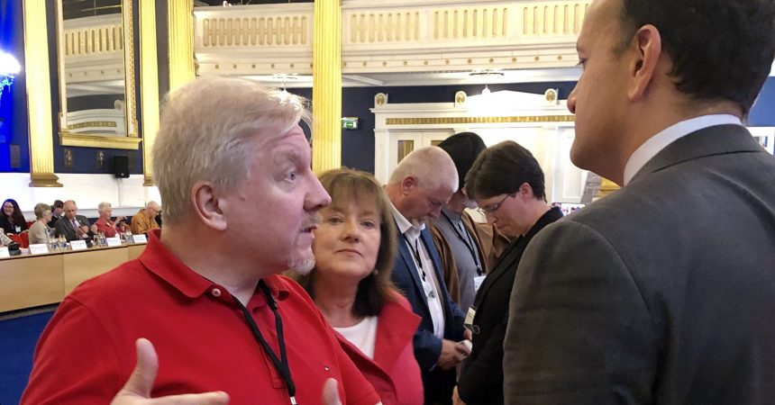 Atheist Ireland calls for ethical secularism at meeting with Taoiseach and Government
