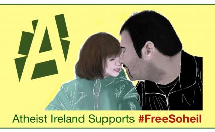 Secular Sunday #399 – Atheist Ireland supports #FreeSoheil